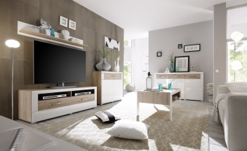 Malá obývacia stena Satiga 2