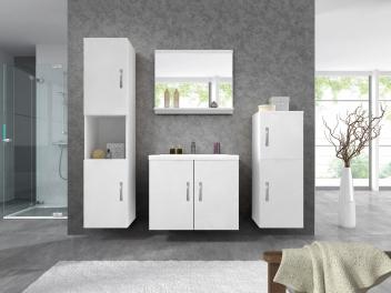 Akcia -  Kúpeľňová zostava Marisol - biela