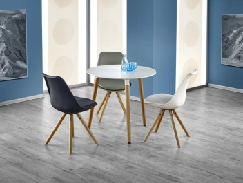 Okrúhly jedálenský stôl Delfi 1
