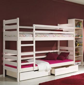 Poschodová posteľ Camdem