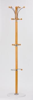 Stojací drevený vešiak Antono