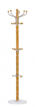 Drevený stojací vešiak Taras 1 - jelša