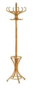 Klasický drevený vešiak Anafas 1