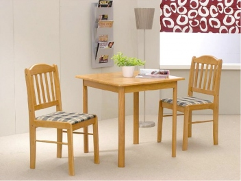 Jedálenský drevený stôl Albino