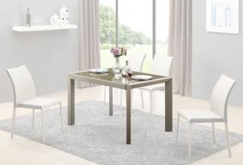 Rozkladací jedálenský stôl Abiel 1