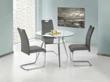 Okrúhly jedálenský stôl Devri