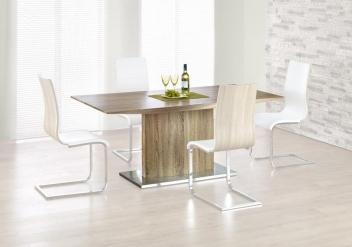 Jedálenský stôl Ezri - dub sonoma