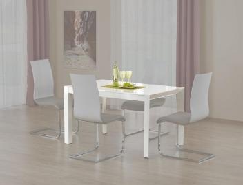 Biely jedálenský stôl Apolon 1