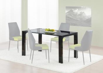 Jedálenský stôl Danel 1 - čierny