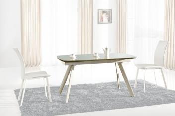 Jedálenský stôl Arnan - béžový