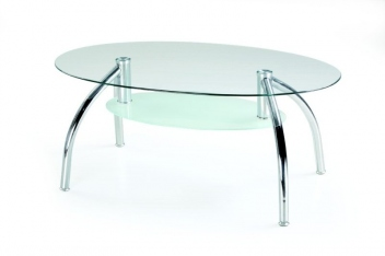 Sklenený konferenčný stolík Benami