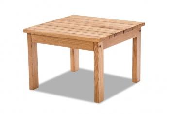Štvorcový záhradný stôl Tasimo 2