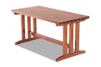 Záhradný stôl Fortina - masív