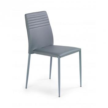 Jedálenská stolička Jaden - sivá