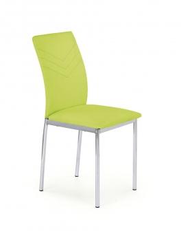 Jedálenská stolička Haniel 7 - zelená