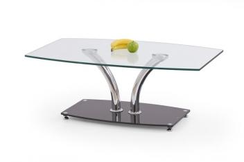 Sklenený konferenčný stolík Kedron