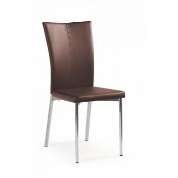 Jedálenská stolička Talya 1 - tmavohnedá