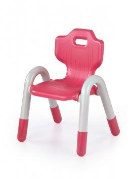 Detská stolička Kimi 2 - červená