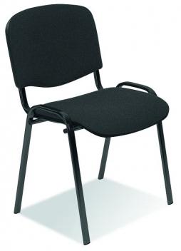 Konferenčná stolička Mesalina 2 - tmavosivá