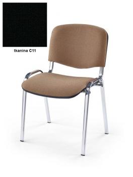 Konferenčná stolička Mesalina 6 - čierna