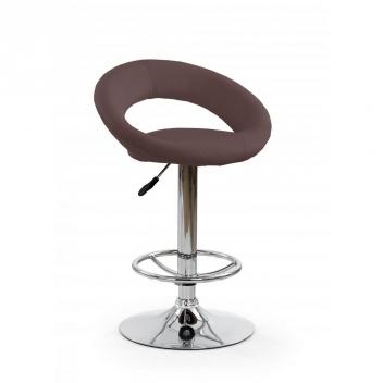 Barová stolička Idra 4 - hnedá
