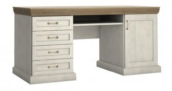 Rustikálny písací stôl Meryl
