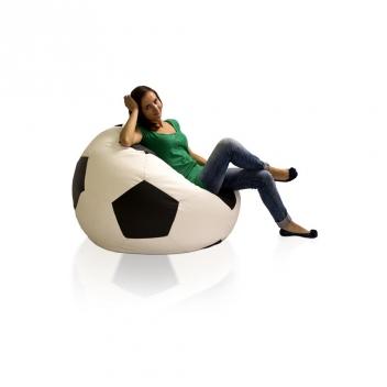 Sedací vak - lopta Futbal XXXL
