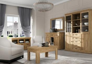 Obývacia izba Meryl - dub kraft