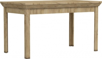 Rozkladací jedálenský stôl Meryl 2 - dub kraft