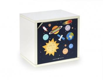 Detský úložný box Findy 5
