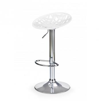 Barová stolička Eleona - biela