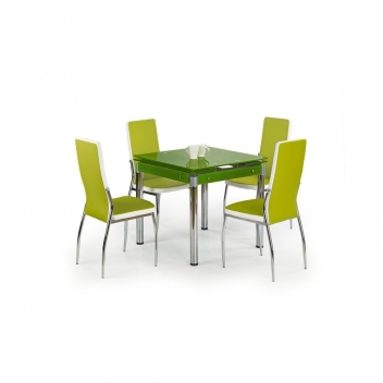 Jedálenský stôl Nestor 7 - zelený