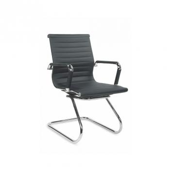 Konferenčná stolička Aldona - čierna