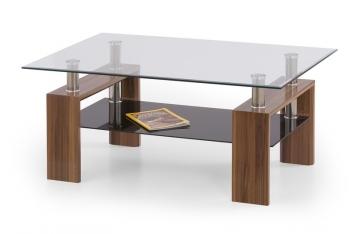 Sklenený konferenčný stolík Adrin 11