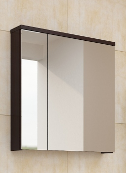 Závesná skrinka so zrkadlom Aureliana w 3