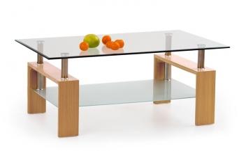 Sklenený konferenčný stolík Adrin 1