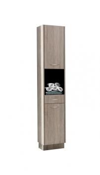 Vysoká kúpeľňová skrinka Adelin 1