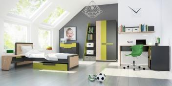 Detská izba Jimmy 1