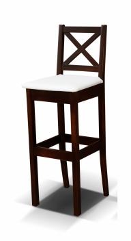 Čalúnená barová stolička Sienna