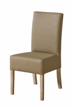 Jedálenská čalúnená stolička Korvin 23