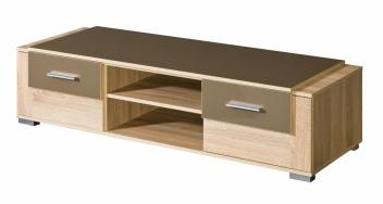 Moderný televízny stolík Korvin 3