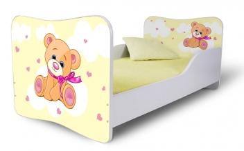 Detská posteľ Medvedík