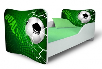 Detská posteľ Futbal