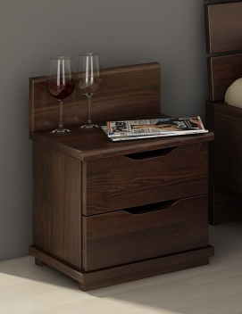 Nočný stolík Stellan z masívu borovice