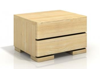 Nočný stolík Yrsa z masívu borovice