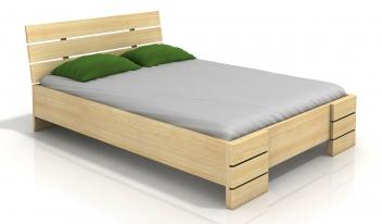 Masívna posteľ v mnohých variantoch Hampus